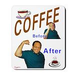 Coffee! Mousepad