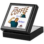Coffee! Keepsake Box