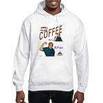 Coffee! Hooded Sweatshirt