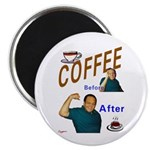 "Coffee! 2.25"" Magnet (100 pack)"