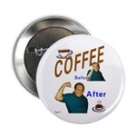 "Coffee! 2.25"" Button"
