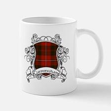Cunningham Tartan Shield Small Mugs