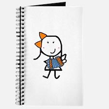 Girl & Accordion Journal