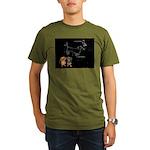 Canis Major Organic Men's T-Shirt (dark)