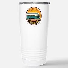 Kenosha Streetcar Stainless Steel Travel Mug