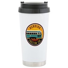 Kenosha Streetcar Travel Mug