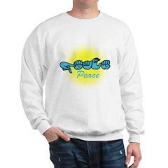 PEACE Glo CC Sweatshirt