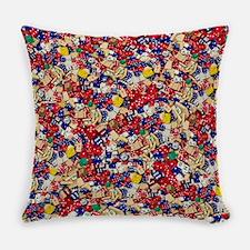 Unique Dice Everyday Pillow