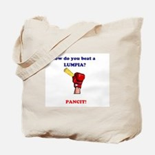 Funny Pacquiao Tote Bag