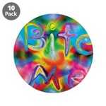 "Bite Me! 3.5"" Button (10 pack)"