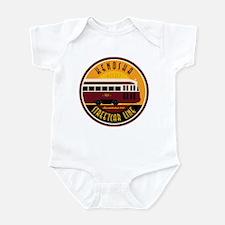 Kenosha Streetcar Infant Bodysuit