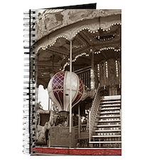 Paris Carousel Journal