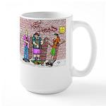 Illustrated Large Mug