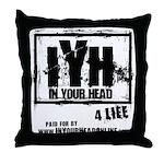 IYH 4 Life Throw Pillow