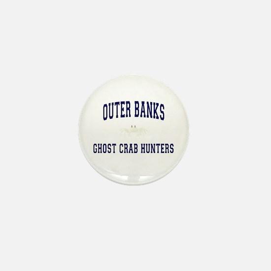 Ghost Crab Hunters Mini Button
