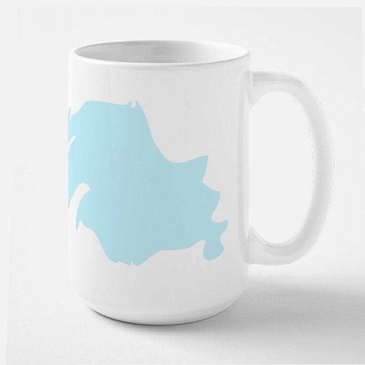 Lake Superior Large Mug