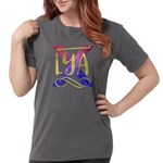 Princess Cat Organic Men's T-Shirt (dark)
