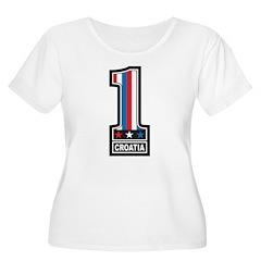 Number One Croatia T-Shirt