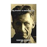 Political Dystopia: George Orwell Big Brother