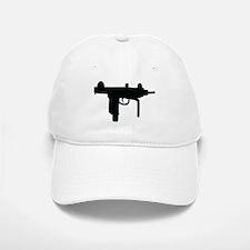 uzi machine gun Baseball Baseball Cap