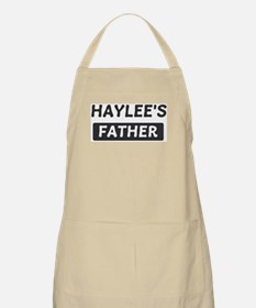 Haylees Father BBQ Apron