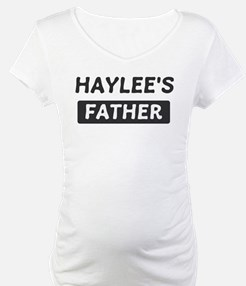 Haylees Father Shirt
