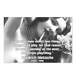 Desire for Women Neitzsche Postcards (Package of 8