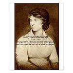 Inspiring Woman: Mary Wollstonecraft Poster