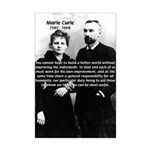 Marie & Pierre Curie: Responsibility to Society