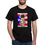 NEW!!! TAINO BABY BORICUA Dark T-Shirt