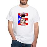 NEW!!! TAINO BABY BORICUA White T-Shirt