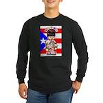NEW!!! TAINO BABY BORICUA Long Sleeve Dark T-Shirt