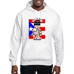 NEW!!! TAINO BABY BORICUA Hooded Sweatshirt