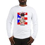NEW!!! TAINO BABY BORICUA Long Sleeve T-Shirt