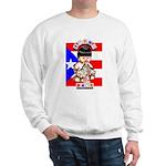 NEW!!! TAINO BABY BORICUA Sweatshirt