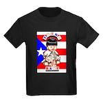 NEW!!! TAINO BABY BORICUA Kids Dark T-Shirt