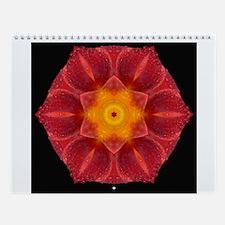 Wet Lily I Wall Calendar