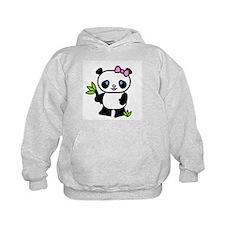 Lil' Girl Panda Hoody
