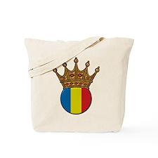 King Of Romania Tote Bag