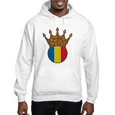 King Of Romania Hoodie