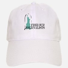 Free Our Journalists Baseball Baseball Cap