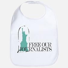 Free Our Journalists Bib