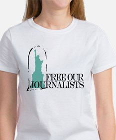 Free Our Journalists Women's T-Shirt