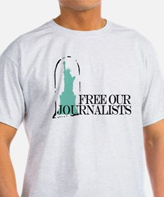 Free Our Journalists T-Shirt