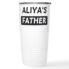 Aliyas Father Travel Coffee Mug