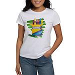 Crayons Women's T-Shirt