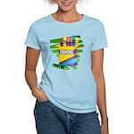 Crayons Women's Light T-Shirt