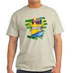 Crayons Light T-Shirt