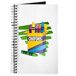 Crayons Journal