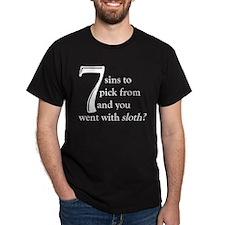 The Lamest Sin T-Shirt